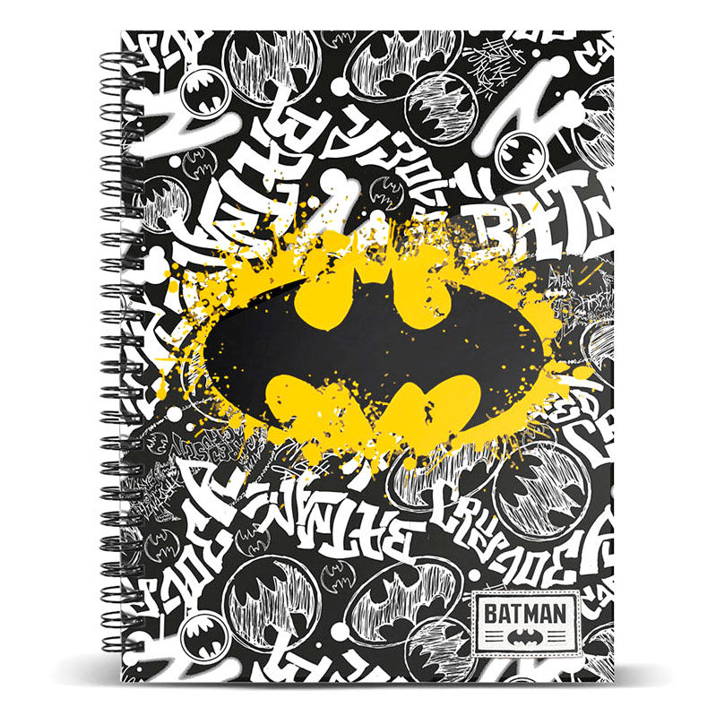 DC Comics Batman Tagsignal A5 notebook