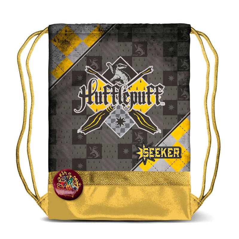 Harry Potter Quidditch Hufflepuff gym bag 48cm