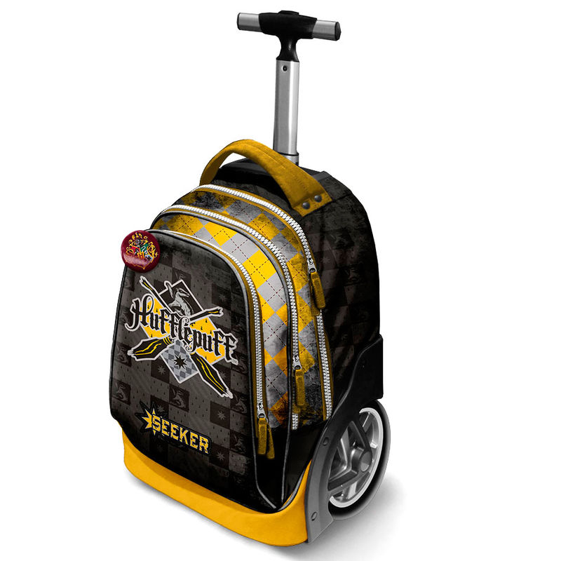 Harry Potter Quidditch Hufflepuff trolley 50cm