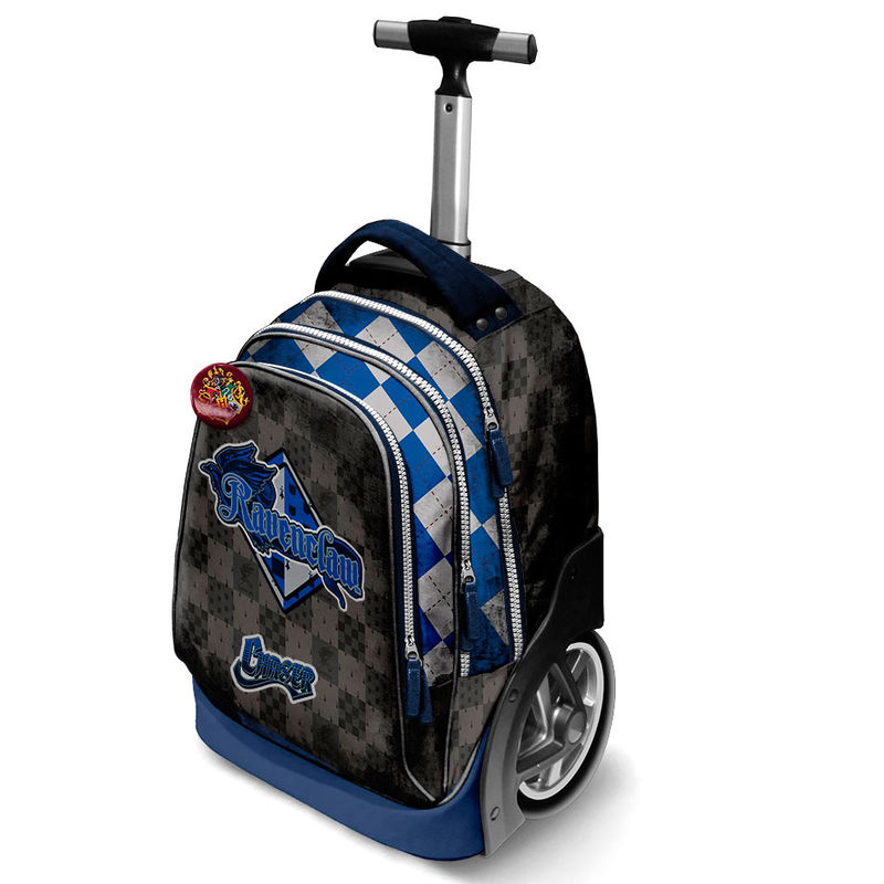 Harry Potter Quidditch Ravenclaw trolley 50cm