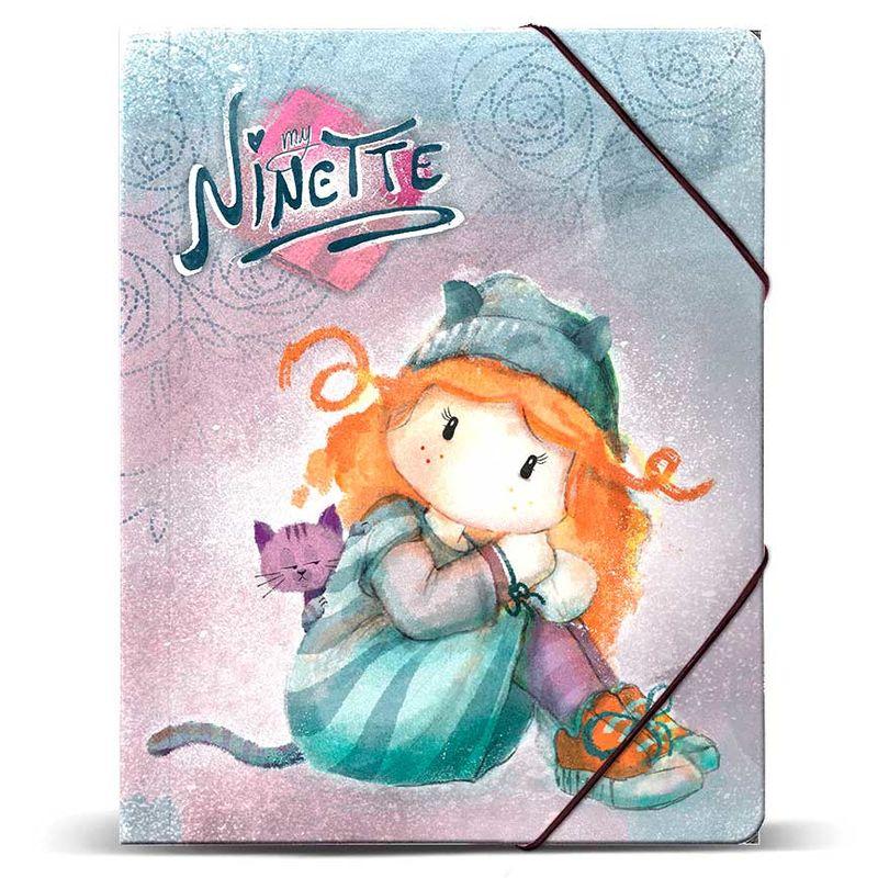 Ninette Forever folder