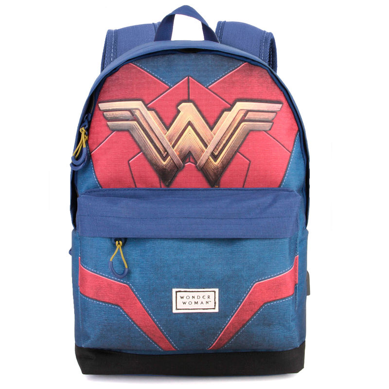 DC Comics Wonder Woman adaptable backpack 42cm