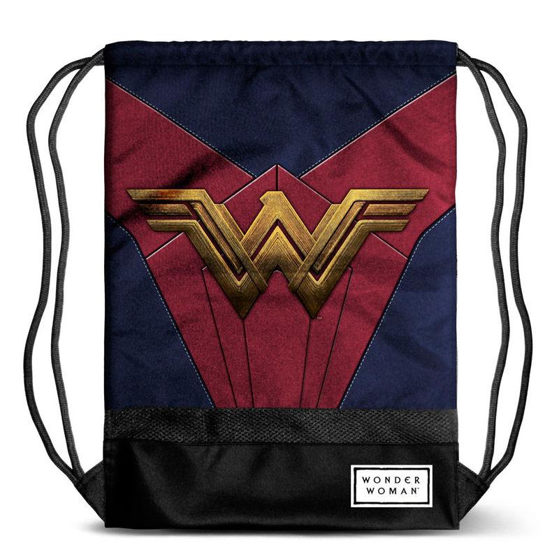 DC Comics Wonder Woman gym bag 48cm