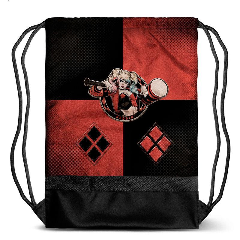 DC Comics Suicide Squad Harley Quinn gym bag 48cm