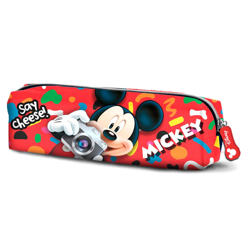 Disney Mickey Say Cheese pencil case