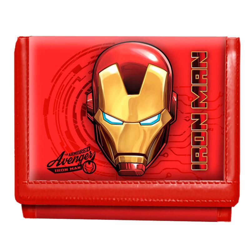 Marvel Iron Man wallet