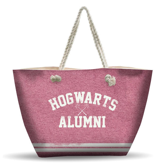 Harry Potter Hogwars beach bag
