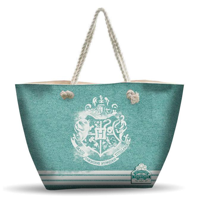 Harry Potter Hogwars beach bag