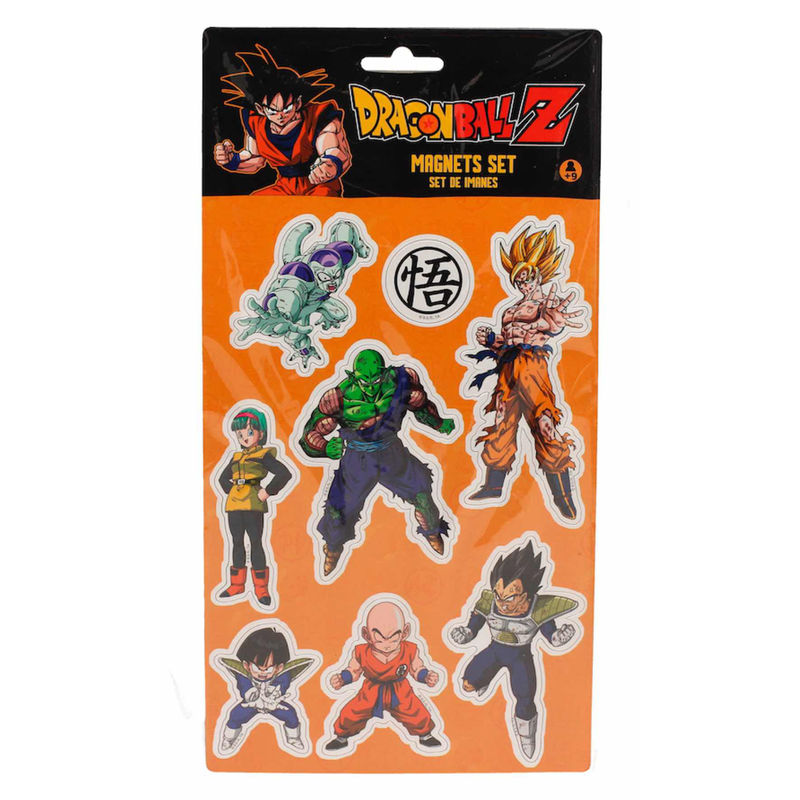 Dragon Ball Z magnets set