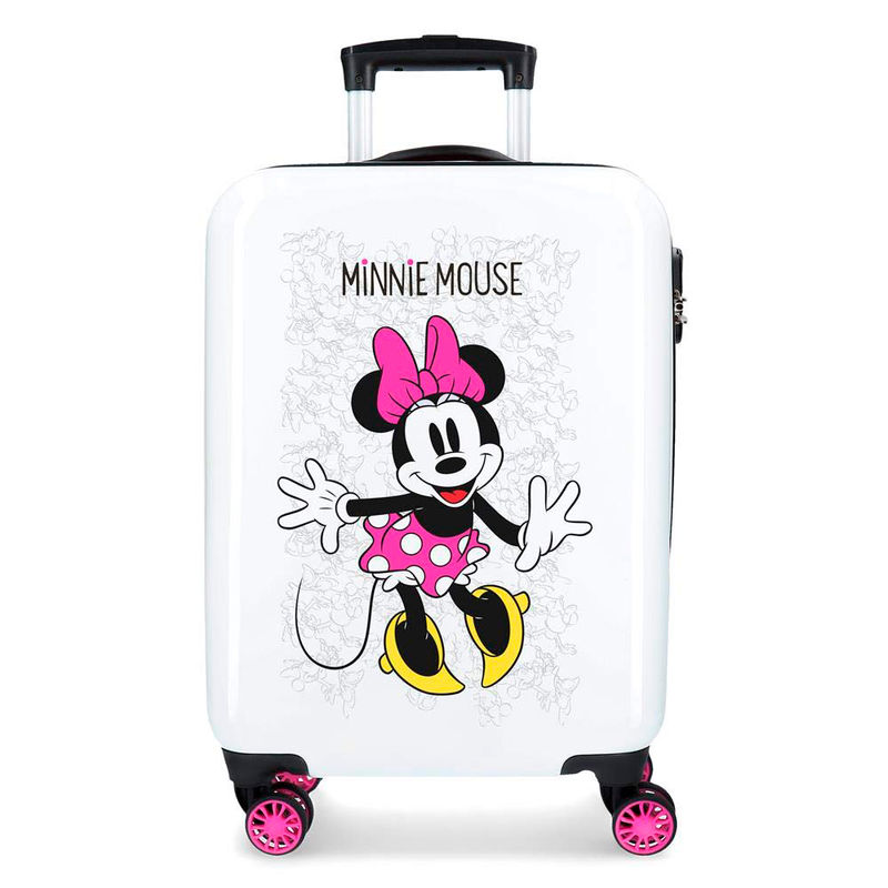 Disney Minnie Enjoy the Day чемодан 55cm 4w