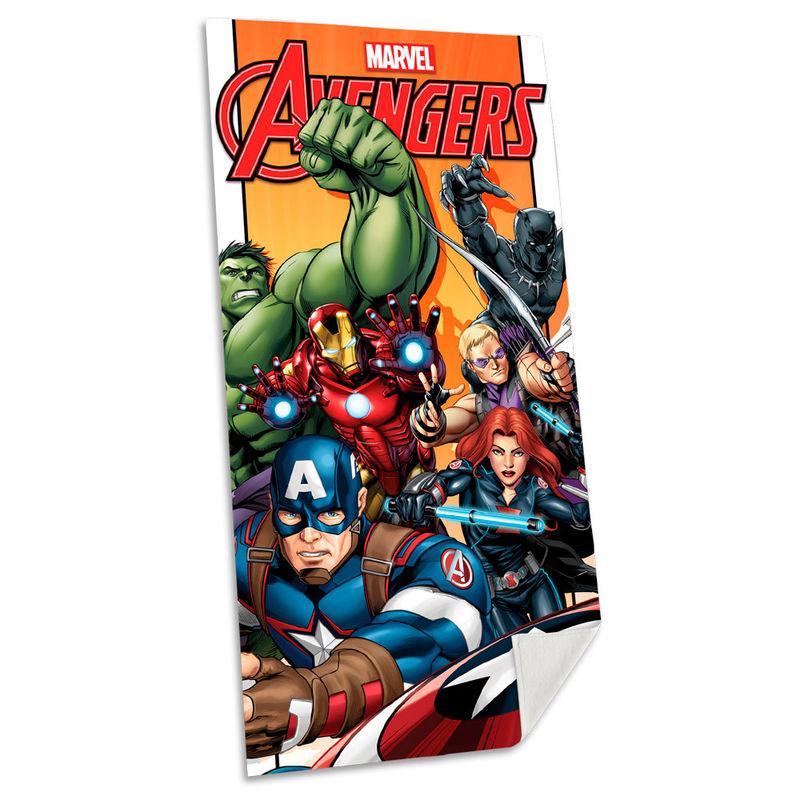 Marvel Avengers cotton beach towel