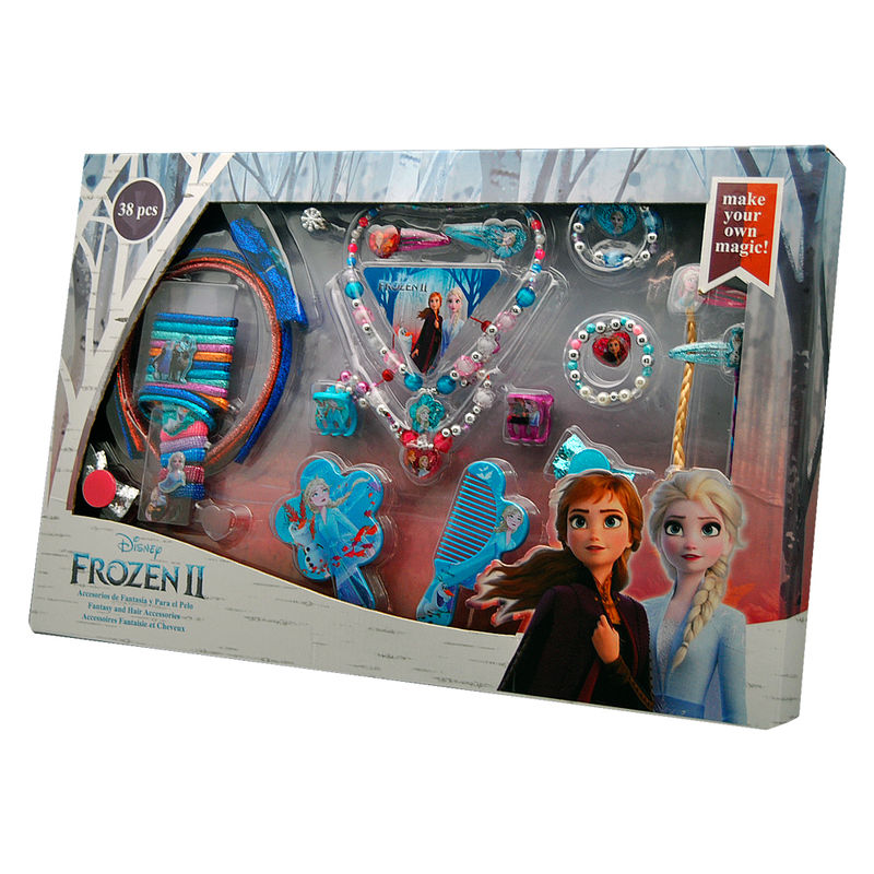 Disney Frozen 2 hair accesories set 36pcs