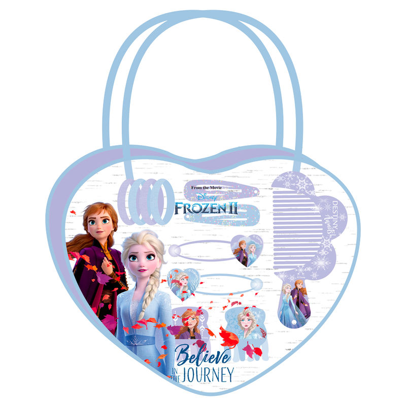 Disney Frozen 2 hair accessories bag