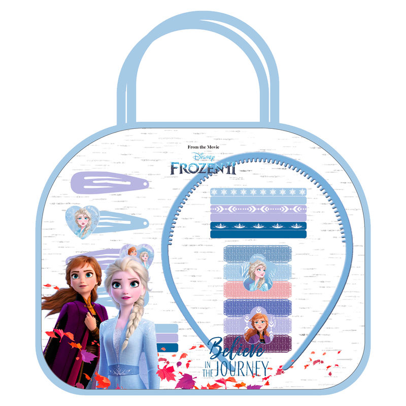 Disney Frozen 2 hair accessories bag 6pcs