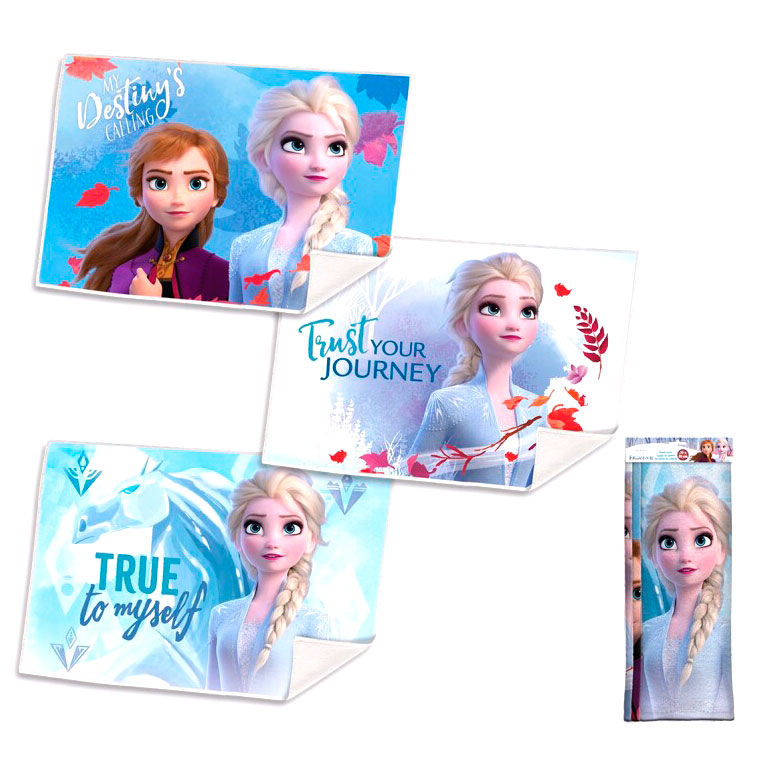 Disney Frozen 2 assorted hand towel