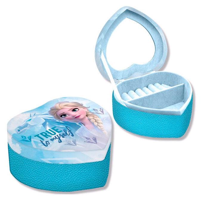 Disney Frozen 2 heart jewellery box