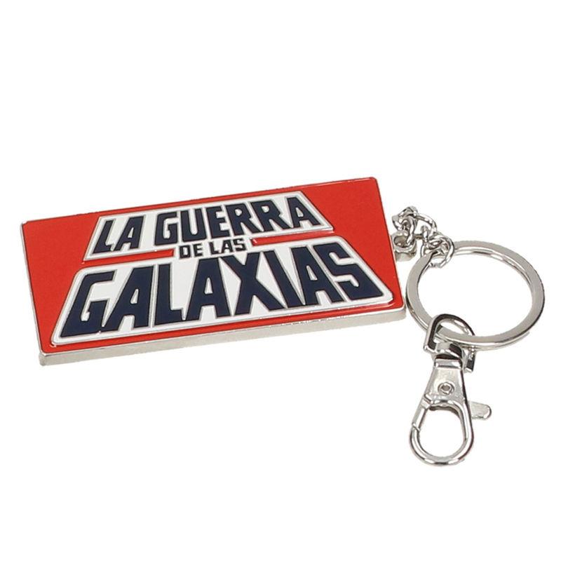 Star Wars La Guerra de las Galaxias metal keychain