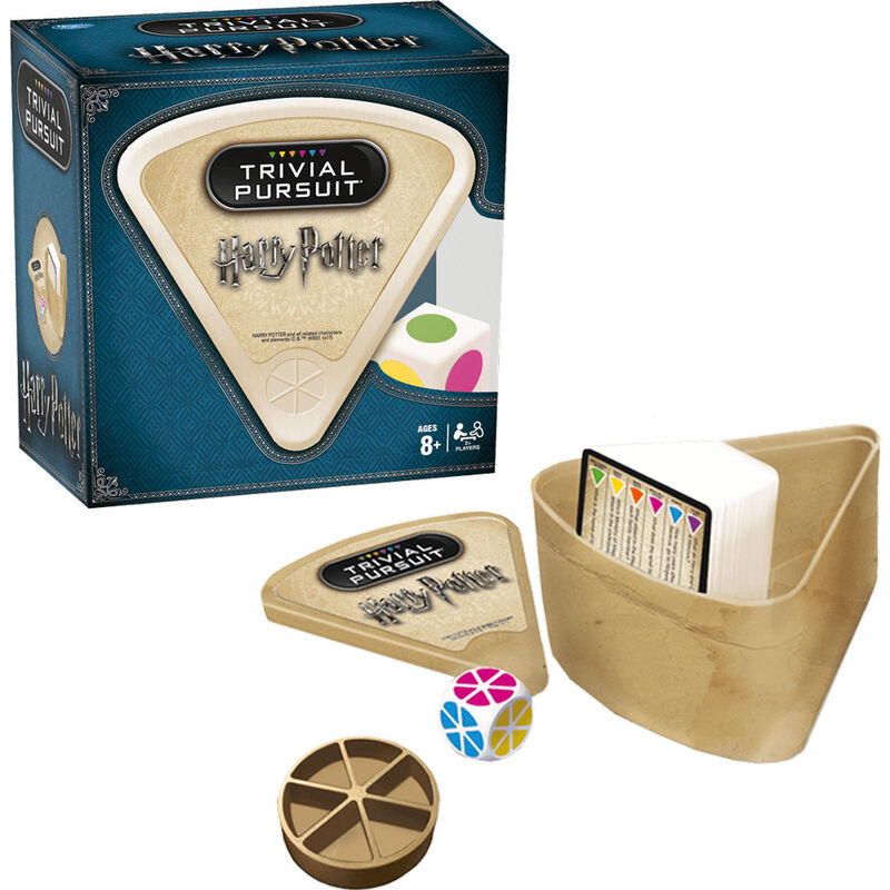 Trivial Pursuit Bite Harry Potter Spanish