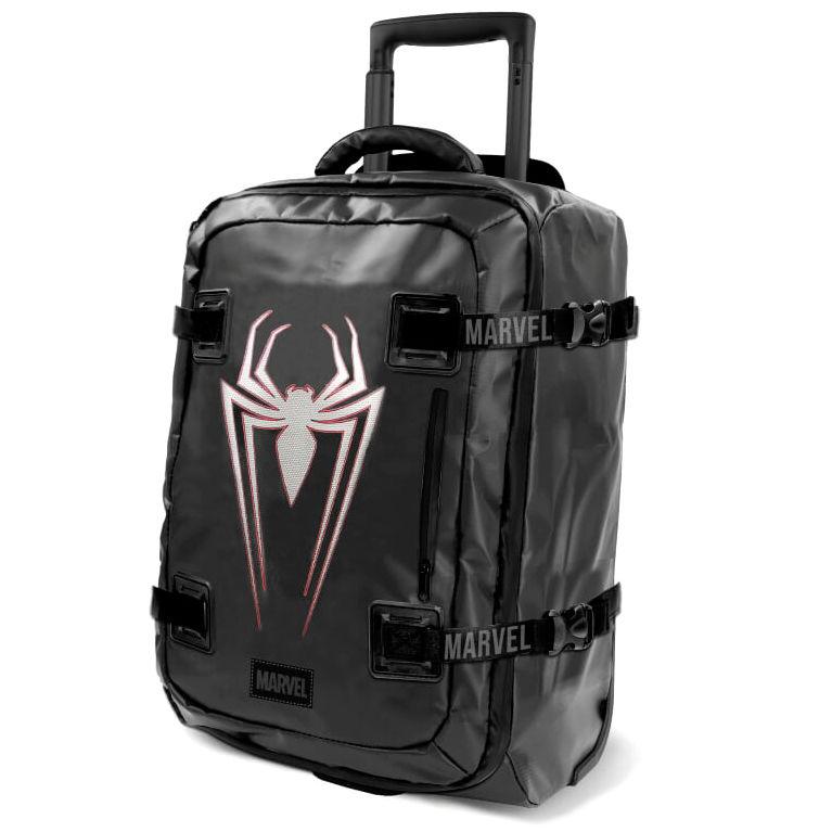 Marvel Spiderman reisikohver 4 rattad 55cm