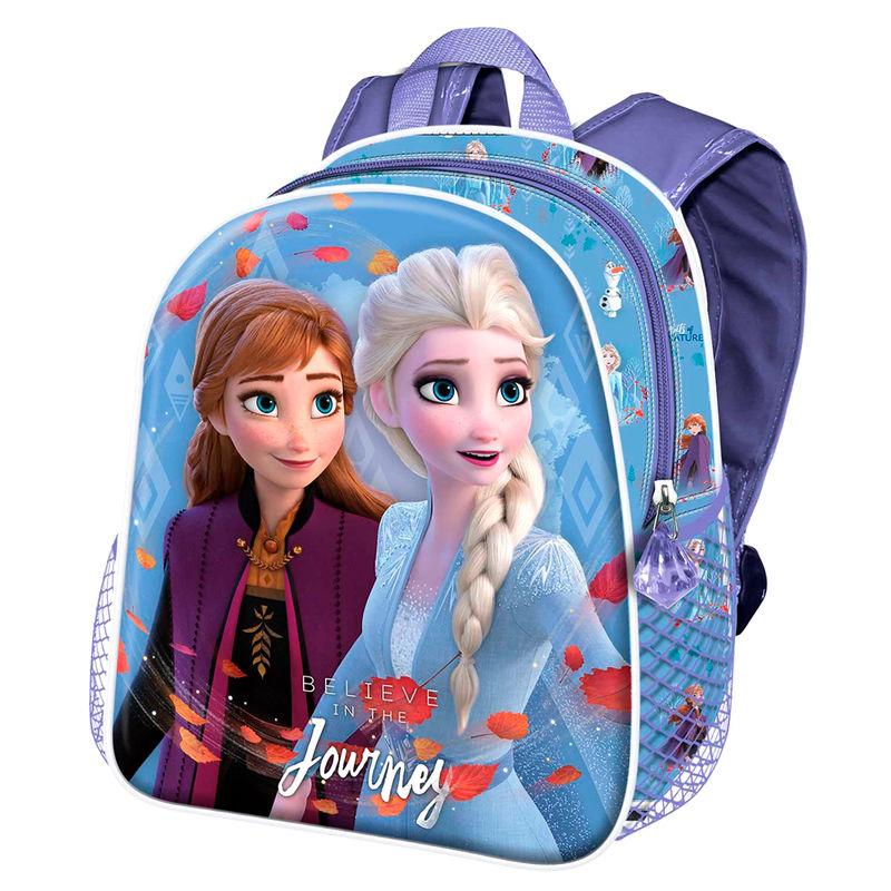 Disney Frozen 2 Journey 3D backpack 31cm