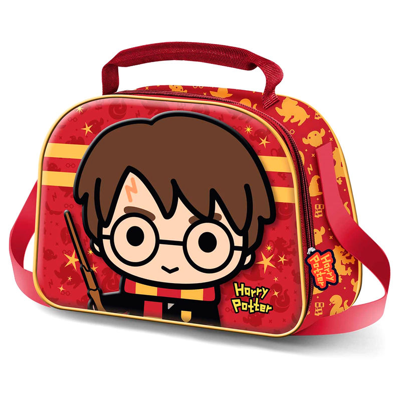 Harry Potter Wand 3D lunch bag