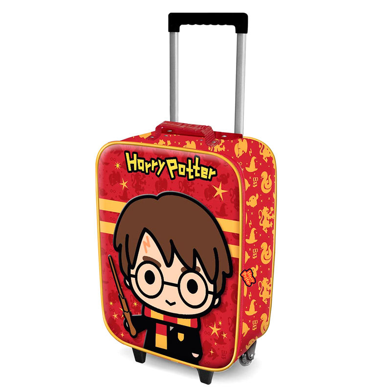 Harry Potter Wand 3D trolley suitcase 52cm