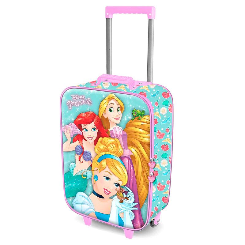 Disney Princess 3D trolley suitcase 52cm