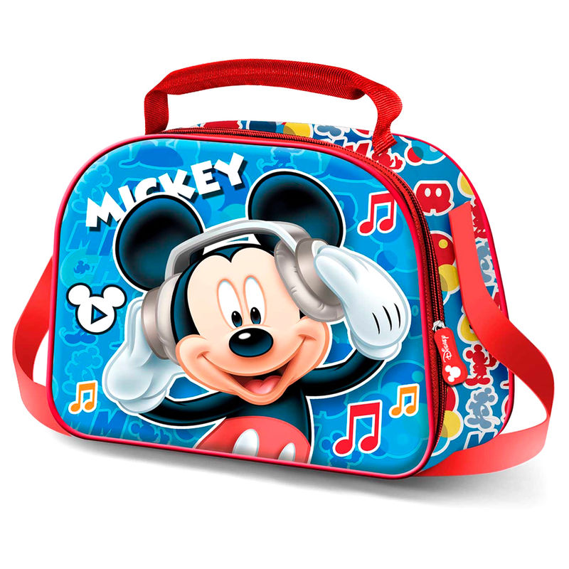 Disney Mickey Music 3D lunch bag