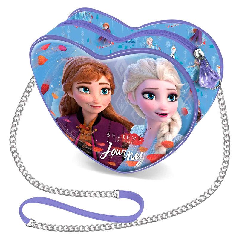 Disney Frozen 2 Journey heart bag
