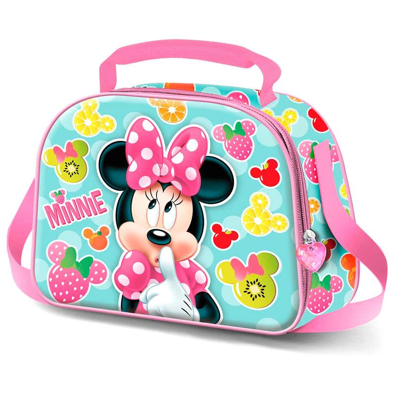 Disney Minnie Fruits 3D lunch bag