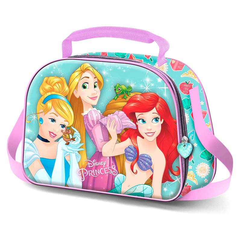 Disney Princess 3D lunch bag
