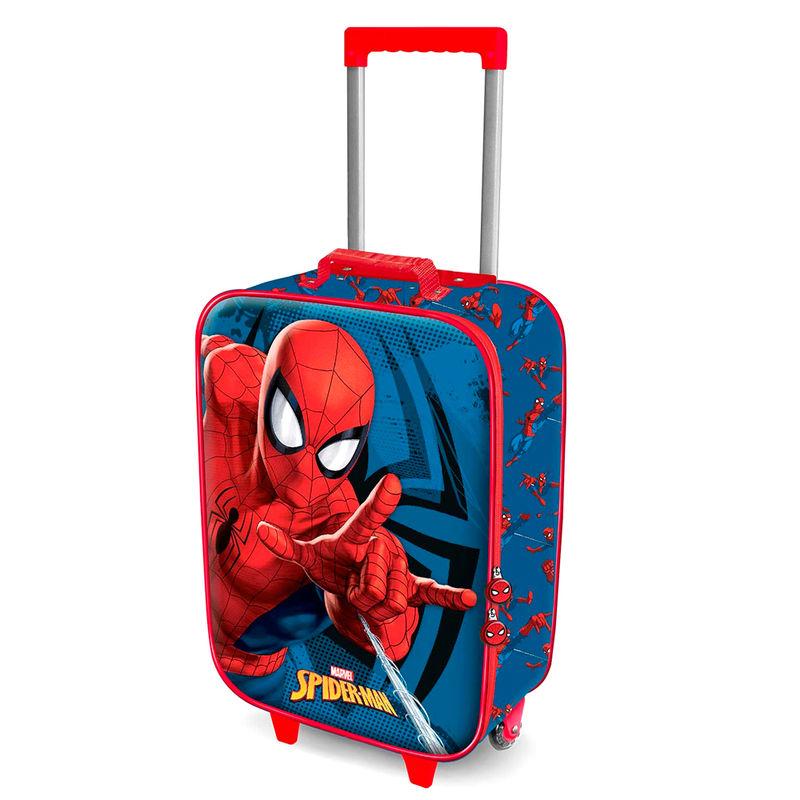 Marvel Spiderman 3D reisikohver 52cm