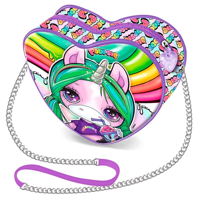 Poopsie Unicorn Heart bag