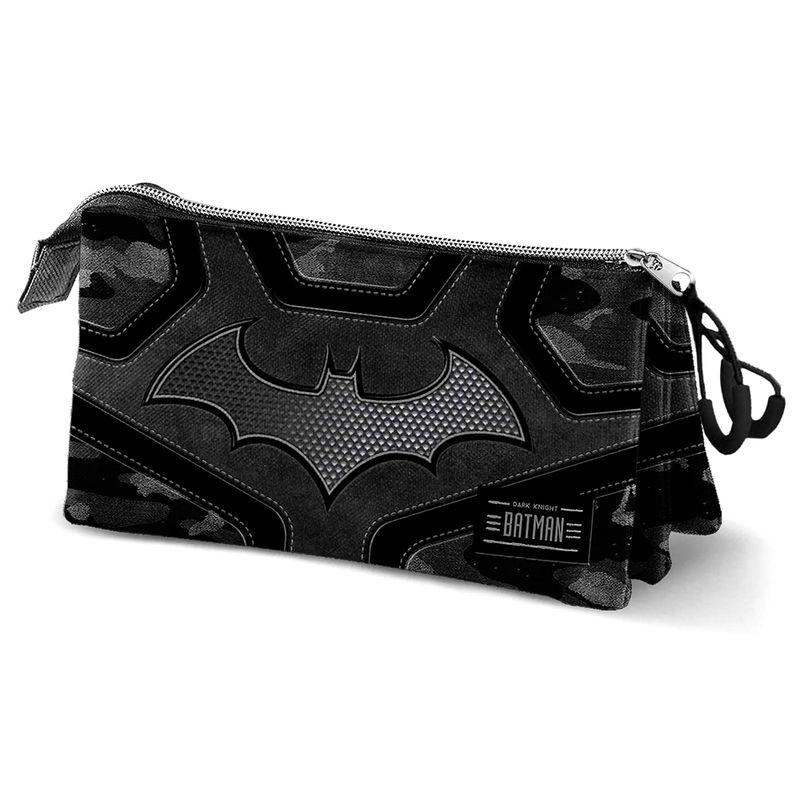 DC Comics Batman triple pencil case