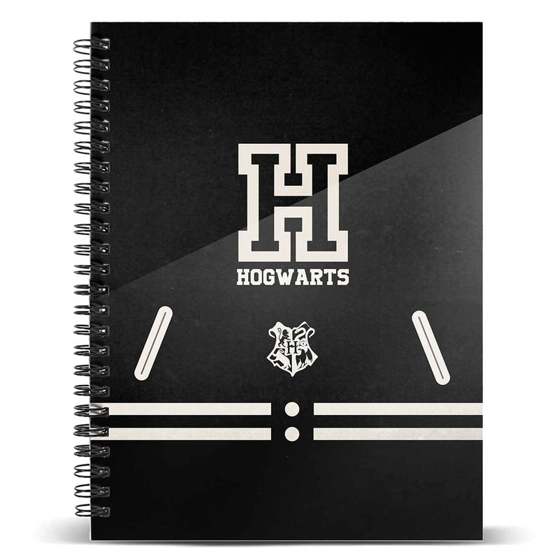 Harry Potter Hogwarts A4 notebook