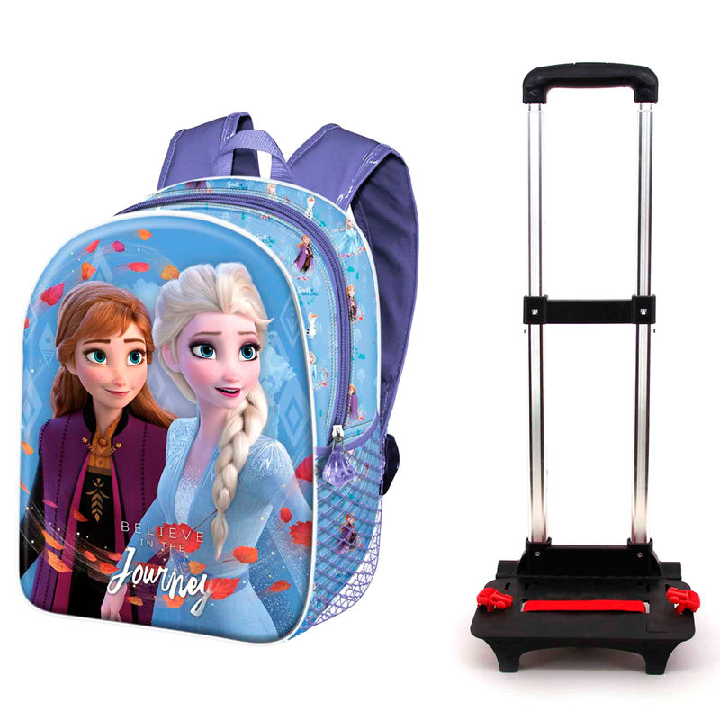 Disney Frozen 2 Journey seljakott-käru 48cm