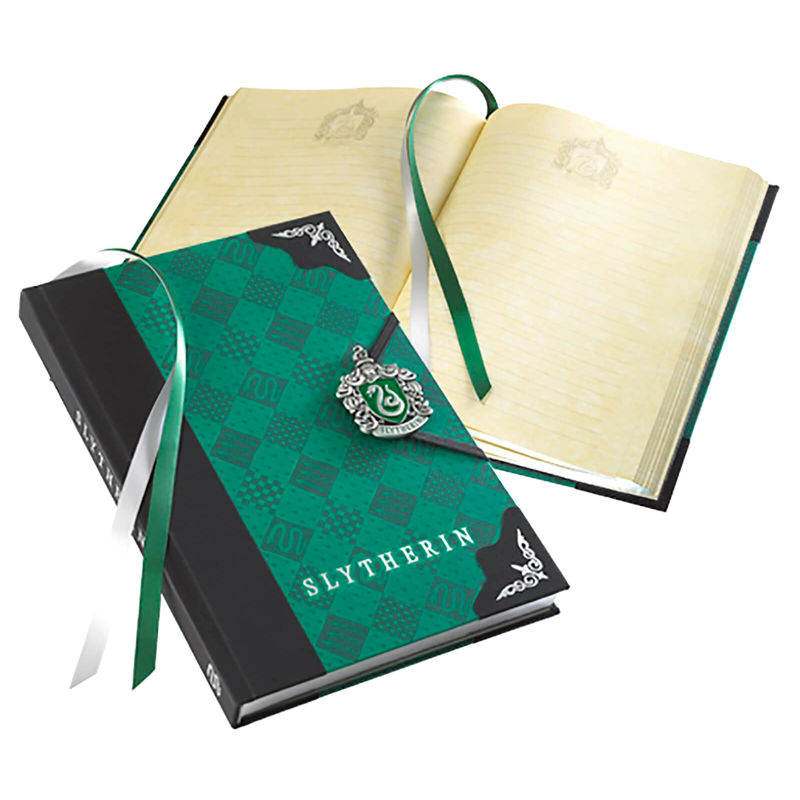 Harry Potter Slytherin diary