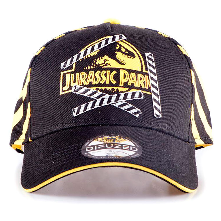 Jurassic Park baseball cap