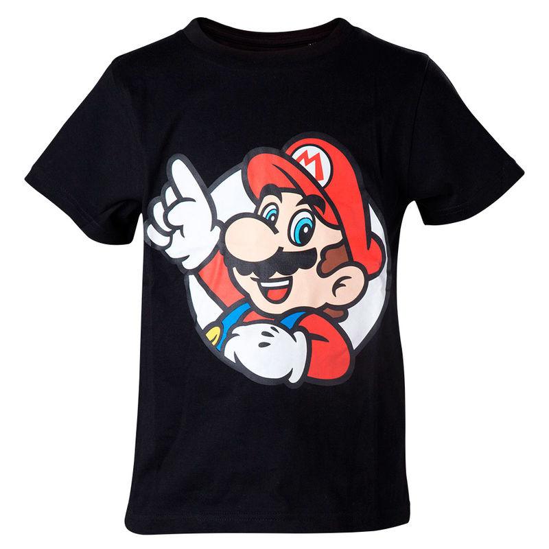 Nintendo Super Mario Bros Kids T-Shirt