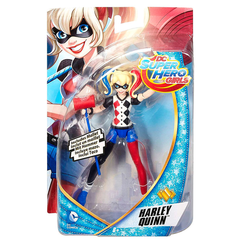 DC Comics Harley Quinn action figure