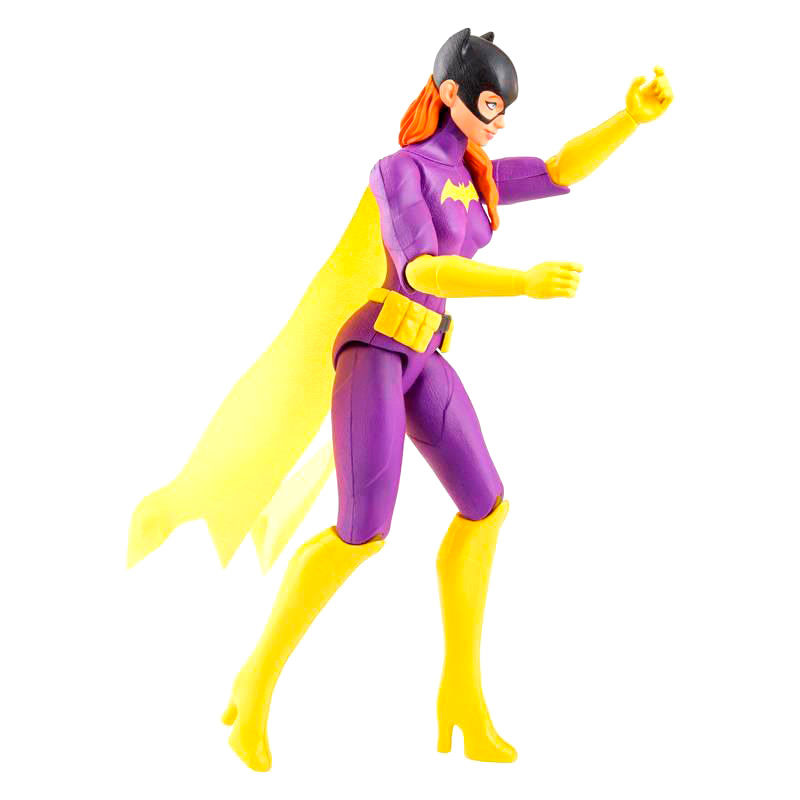 DC Comics Batman Batgirl Suit figure