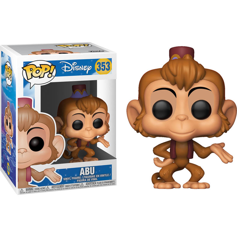 POP figure Disney Aladdin Abu