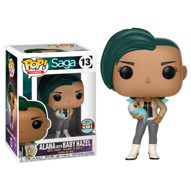 POP figure Saga Alana with Hazel Exclusive