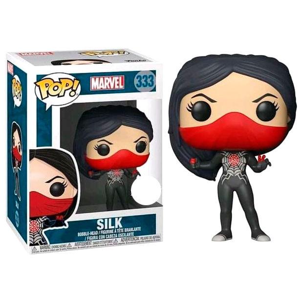 POP figure Marvel Silk Exclusive