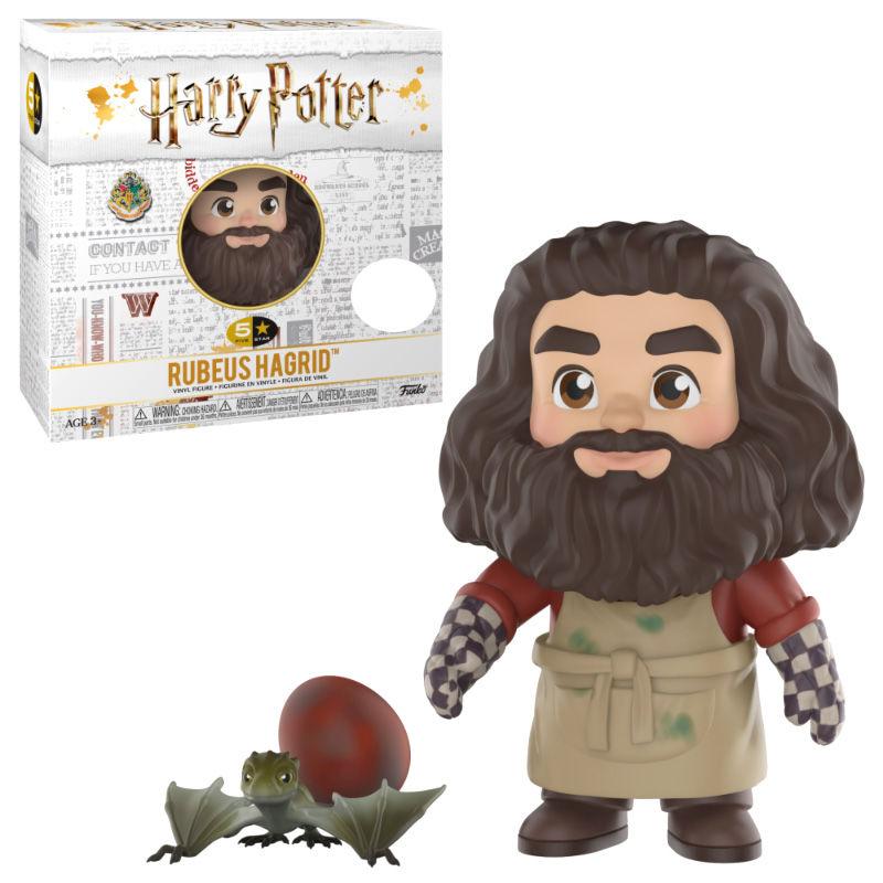 5 Star figure Harry Potter Hagrid vinyl Exclusive