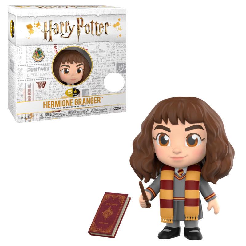5 Star figure Harry Potter Hermione vinyl Exclusive