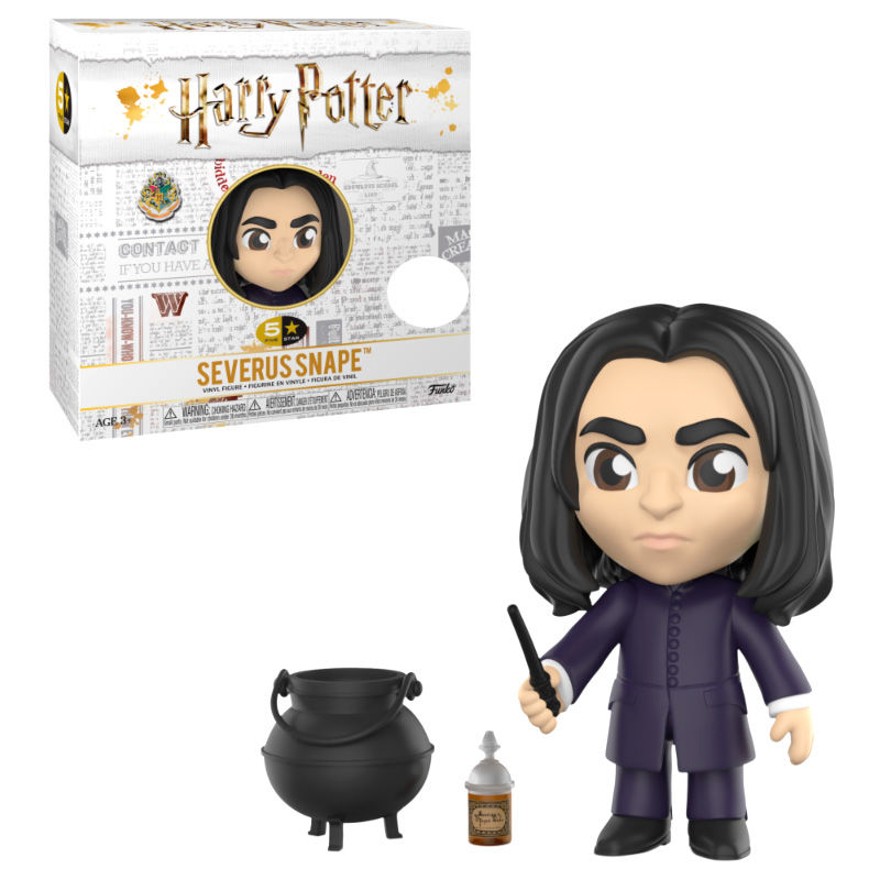 5 Star figure Harry Potter Snape vinyl Exclusive