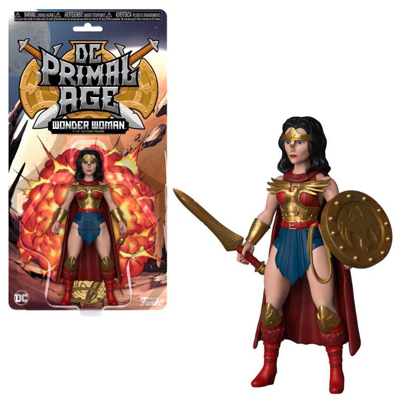 Action figure DC Primal Age Wonder Woman