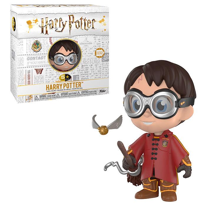 5 Star figure Harry Potter Harry Quidditch vinyl Exclusive