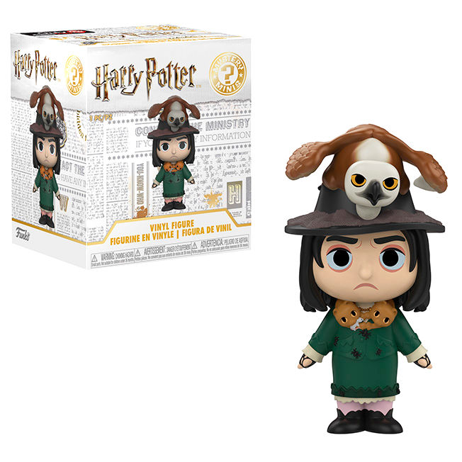 Mystery Minis Harry Potter Boggart Snape figure Exclusive